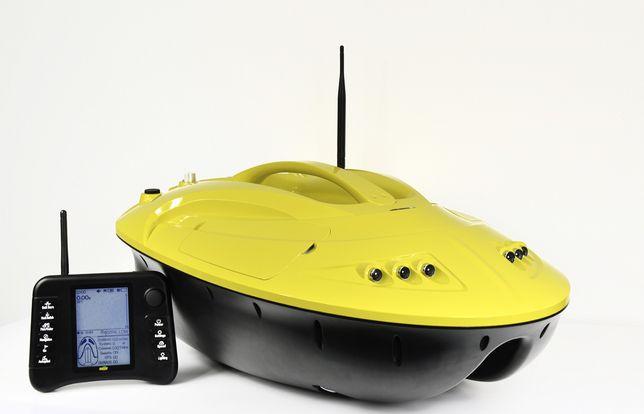 NOWOŚĆ Łódka zanętowa MF-L5 (Kompas+GPS+Autopilot+Sonda)