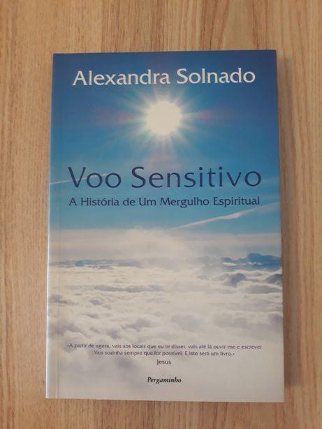 Voo Sensitivo, Alexandra Solnado