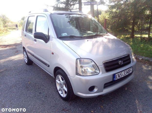 Suzuki Wagon R+ 1,3 Vvti #Klima #
