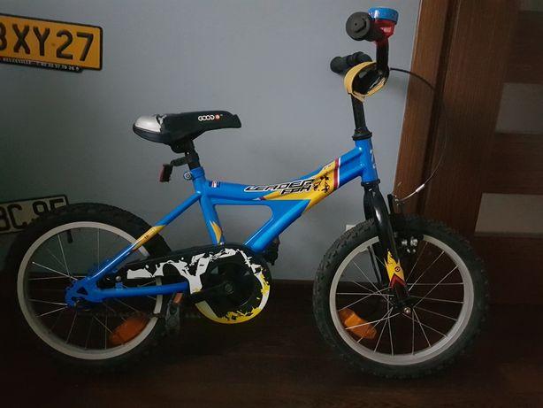 Rower dla chłopca 16 cali