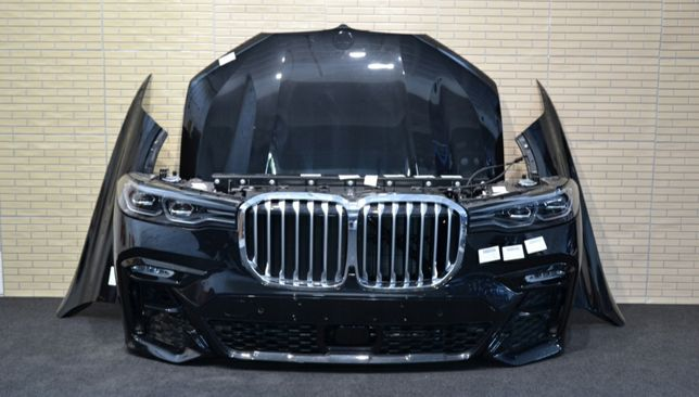 Bmw X7 G07 Запчастини оригінал до BMW X7 G07 бампер капот крыло фара
