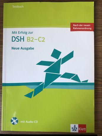 Mit Erfolg zur DSH B2-C2 (Testbuch)