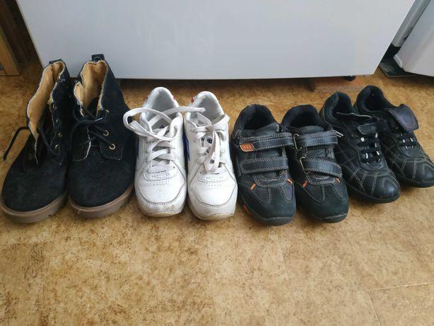 Обувь для мальчика р.30-33, б/у.