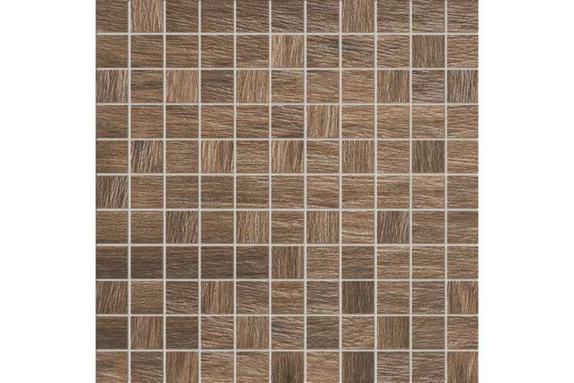 mozaika amazonia brąz i bez deska drewnopodobna 30x30 arte tubądzin