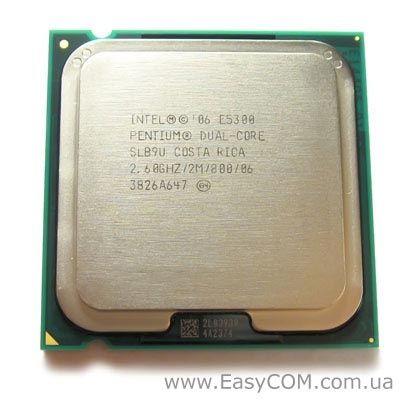 Продам Процесор INTEL E5300!!