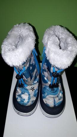 Ocieplane buty martes rozmiar 26