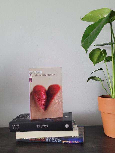 książka Paulo Coelho 'Jedenaście minut' wyd. kieszonkowe stan bdb