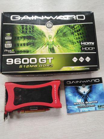 Karta graficzna Gainward 9600GT HDMI