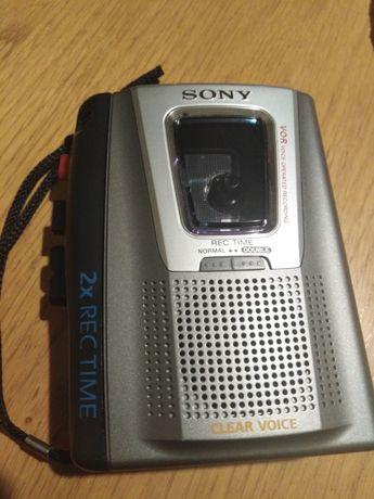 Dyktafon walkman Sony TCM-20DV Nowy.