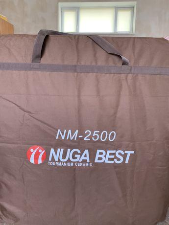 Турманиевый  матрас nm-2500 nuga best tourmanium ceramic