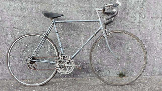 Bicicleta de ciclismo Moto Confort BC 100