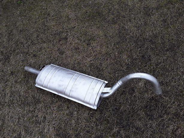 Глушитель с нержавейки на ваз 2101- 03-06-2107 оригинальный