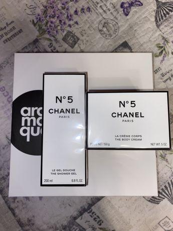 Chanel N5 крем для тела гель для душа