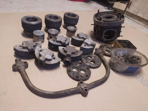 Sprężarka aspa 3jw60 części
