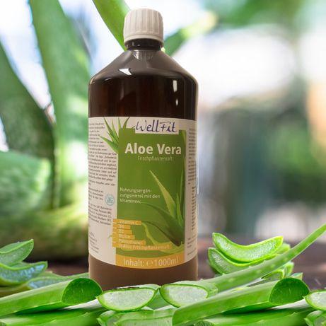 ⊛ 1 litro Aloe Vera gel sumo bebida suco puro juice