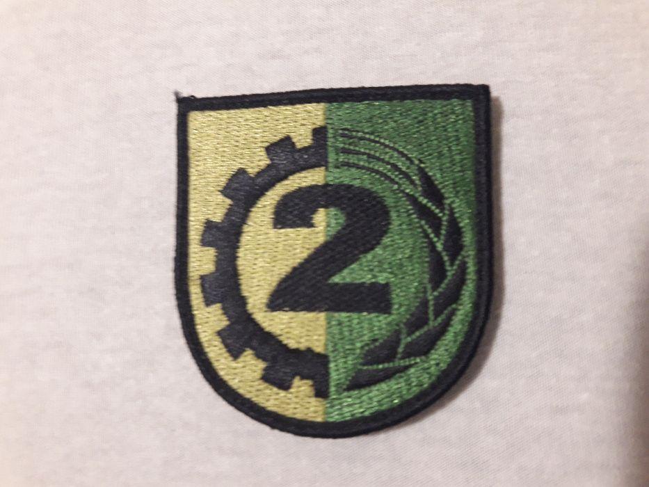 oznaka rozpoznawcza 2 WOG - polowa i wyjsciowa. Wrocław - image 1