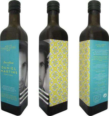 Organic extra virgin olive oil -Portugal