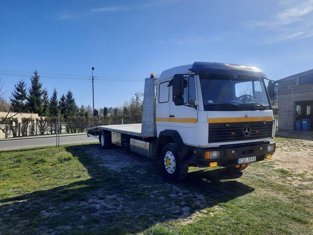 Pomoc Drogowa Holowanie Transport 8 Ton Maszyny Rolnicze Budowlane
