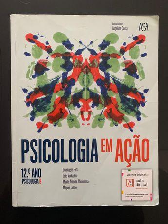 Manual Psicologia em Ação 12°ANO