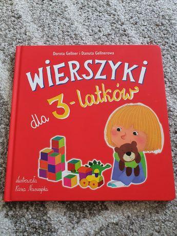 Wierszyki dla 3-latków