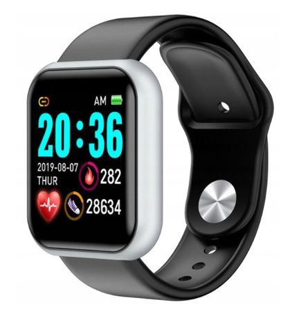 smartwatch zegarek smartband Krokomierz Pulsometr