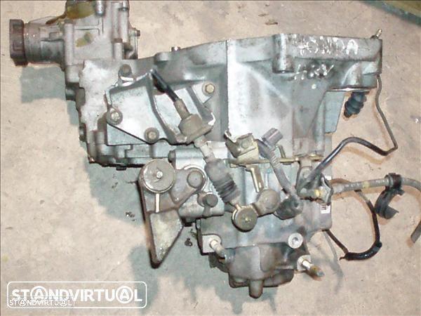 Caixa de Velocidades Honda HR-V 1.6 16V 2001