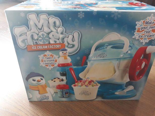 Mr Frosty maszynka do robienia lodow, zabawka