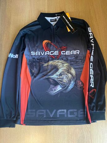 Jersey Savage Gear NOVA