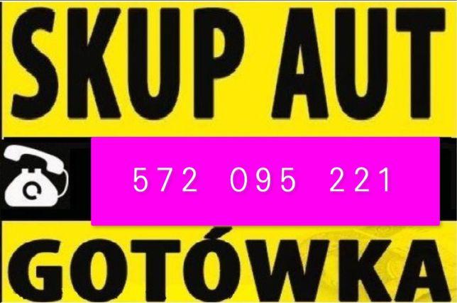Skup Aut od 1.000 do 100.000zł Gotówka od ręki Auto Skup