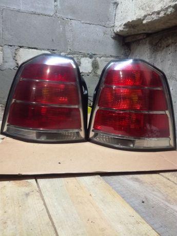 Фонари задние Opel Zafira B
