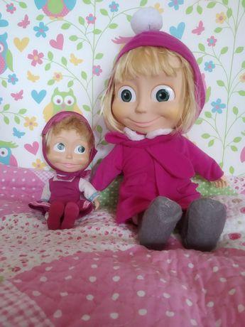 Lalki Masha mała i duża