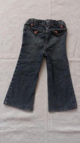 Штанишки, брючки джинсовые рост 92 см.