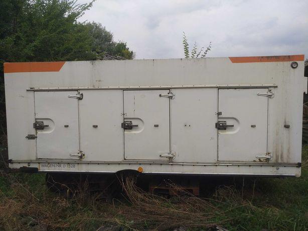 Термобудка, будка-холодильник (рефрижератор)