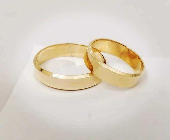 Obraczki ślubne 585