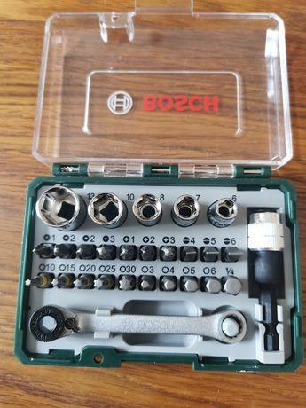 Bosch набір біт 24шт з магнітним тримачем