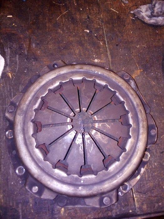 Корзина диск сщепленя бензо насос таврия Пруд - изображение 1