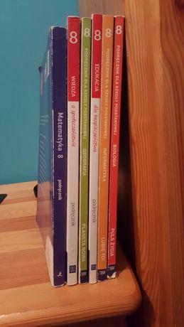 Książki do 8 klasy