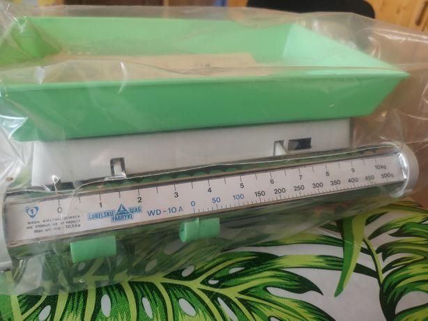 Nowa waga dźwigniowa PRL do 10,5 kg