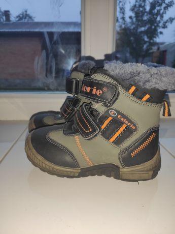 Зимние ботинки на мальчика 26, 27, 28 размера