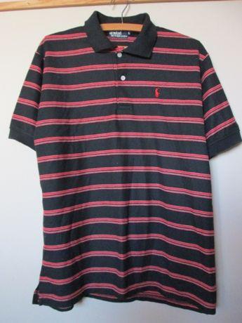 Koszulka polo RALPH LAUREN - L - OKAZJA