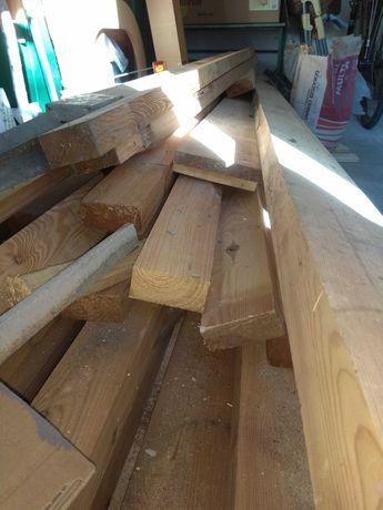 Łaty, kantówki deski drewni