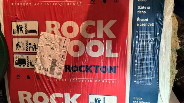 Базальтовая вата Rockwool rockton
