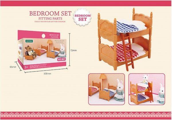 """Мебель для флоксовых животных B07 """"кровать"""" Днепр - изображение 1"""