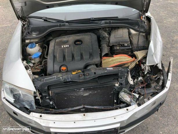 Motor Skoda Fabia Octavia Roomster Superb 2.0Tdi 140cv BKD BKP Caixa de Velocidades Arranque