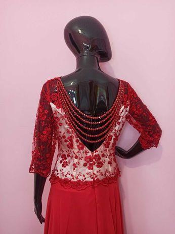 Червона сукня, сукня, вечірня сукня