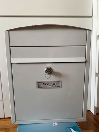 caixa correio metal