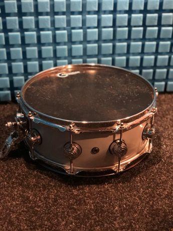DW Collector's Series 14х6.5 (aluminum snare) - малый, рабочий барабан