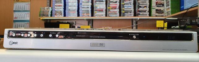 Odtwarzacz DVD + nagrywarka LG RH-7900MH, Lombard Jasło Czackiego