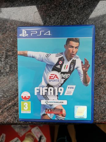 Fifa 19 PS4, używana / ZAMIANA