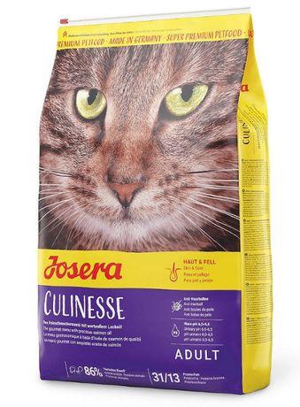 JOSERA Culinesse 10 kg - dla kocich smakoszy